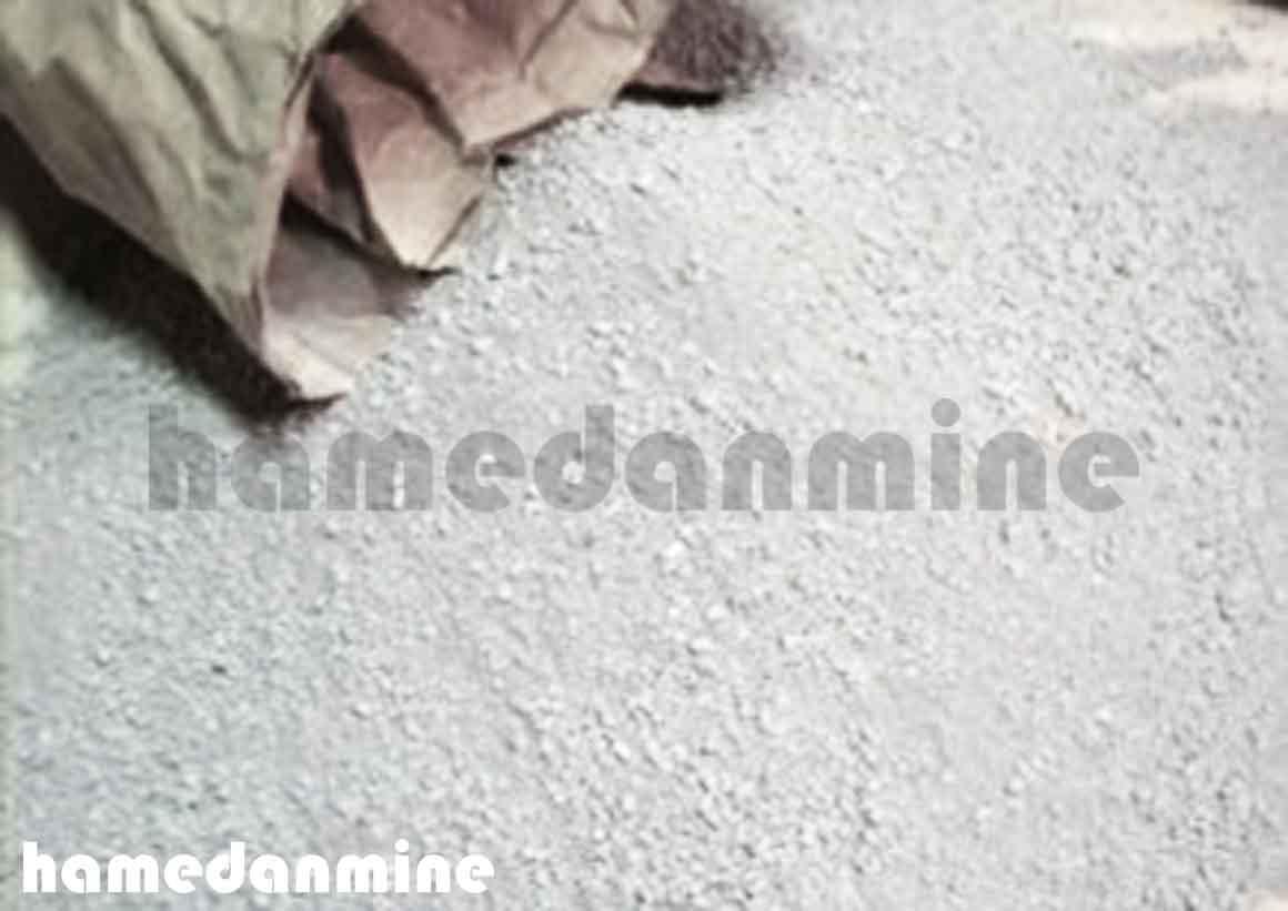 خاک نسوز سیلیسی